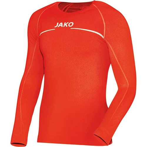 Jako JAKO Shirt Comfort LM - Flame