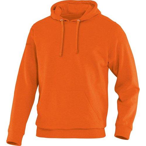 Jako JAKO Sweater met kap Team - Fluo Oranje