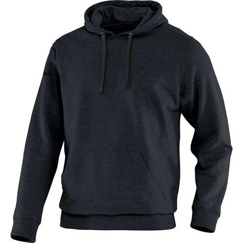 Jako JAKO Sweater met kap Team - Zwart