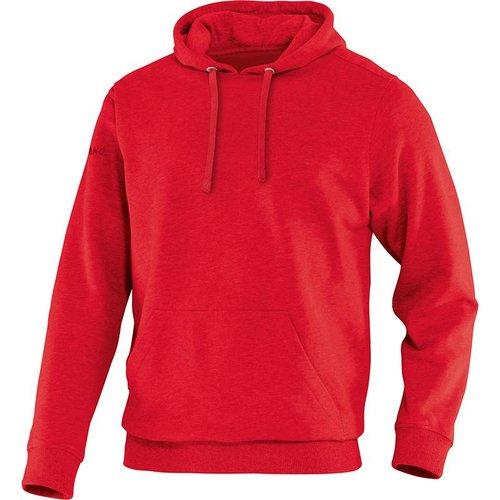 Jako JAKO Sweater met kap Team - Rood