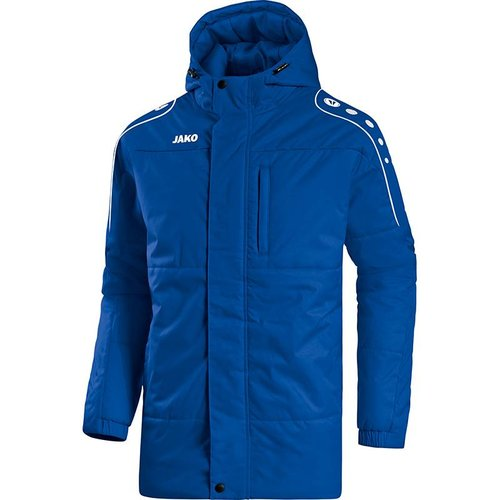 Jako JAKO Coachjas Active - Royal/Wit