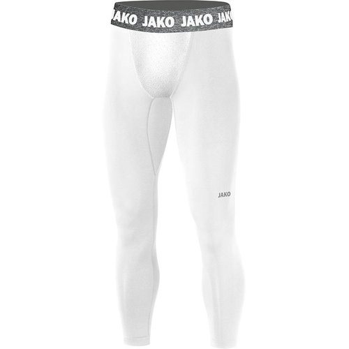 Jako JAKO Long tight Compression 2.0 - Wit