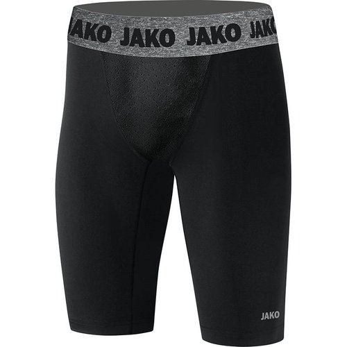 Jako JAKO Short Tight Compression 2.0 - Zwart