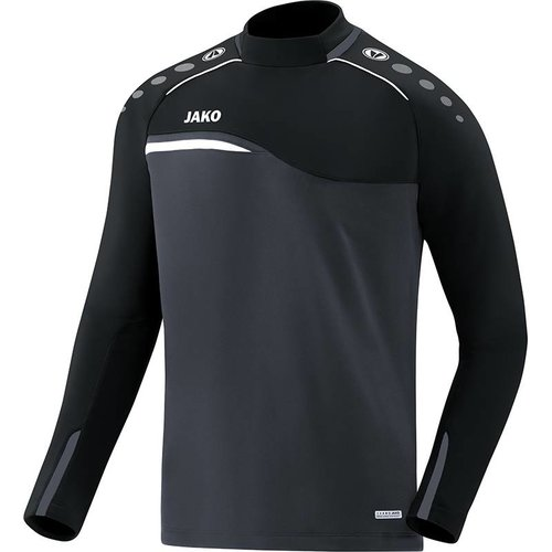 Jako JAKO Sweater Competition 2.0 - Antraciet/Zwart