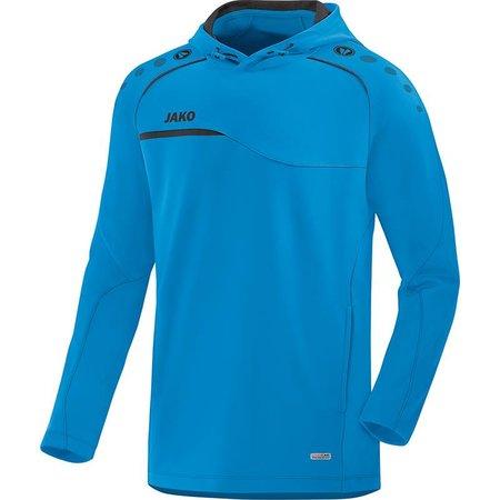 Jako JAKO Sweater met kap Prestige - Jako Blauw/Antraciet