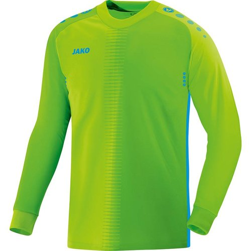 Jako JAKO Keepershirt Competition 2.0 - Fluo Groen/Jako Blauw
