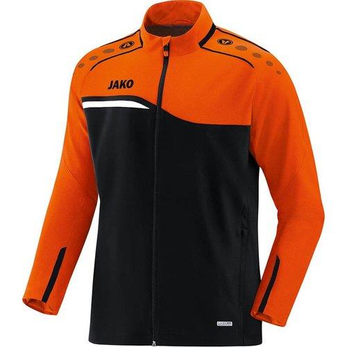 Jako JAKO Vrijetijdsvest Competition 2.0 zwart/fluo oranje