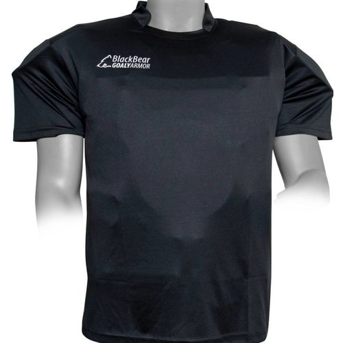 Blackbear BlackBear Goalie keepersshirt Zwart