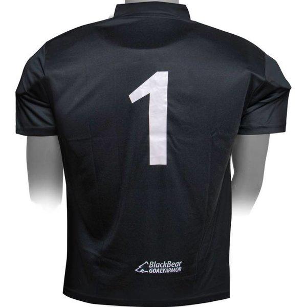 BlackBear Goalie keepersshirt Zwart