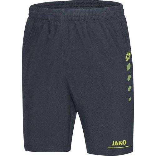 Jako JAKO Short Striker - Antraciet/Lime
