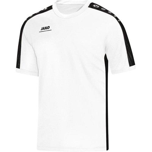 Jako JAKO T-Shirt Striker - Wit/Zwart