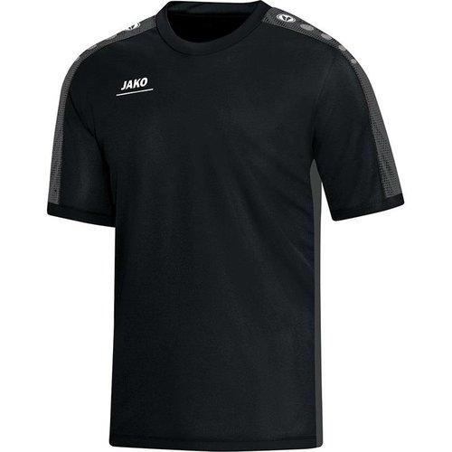 Jako JAKO T-Shirt Striker - Zwart/Grijs