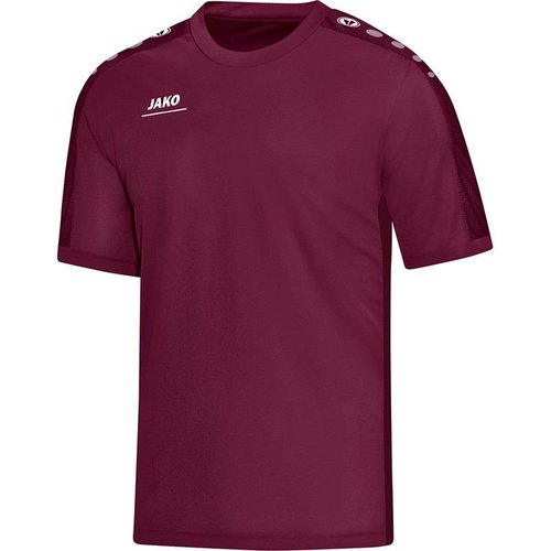Jako JAKO T-Shirt Striker - Bordeaux