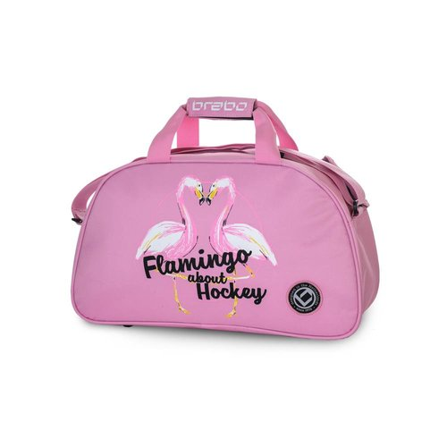 Brabo Hockey Shoulderbag Flamingo Pastel Pink