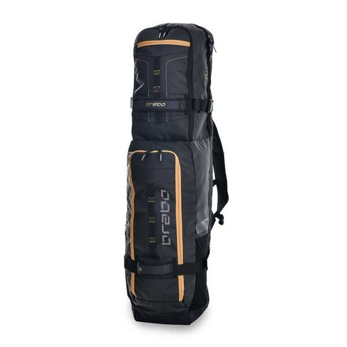 Brabo Hockey Brabo hockey Stickbag TeXtreme Black/Gold