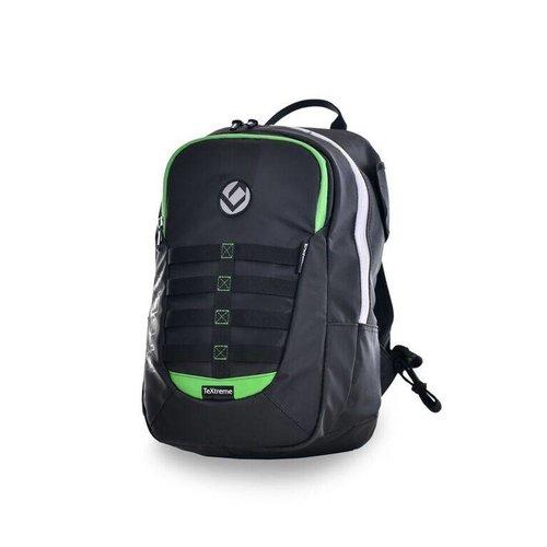 Brabo Hockey Brabo hockey Backpack SR TeXtreme Black/Green