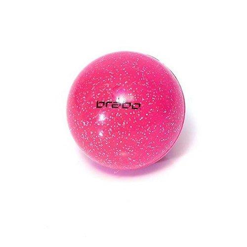 Brabo Hockey Brabo Ballen Glitter Roze / Blister