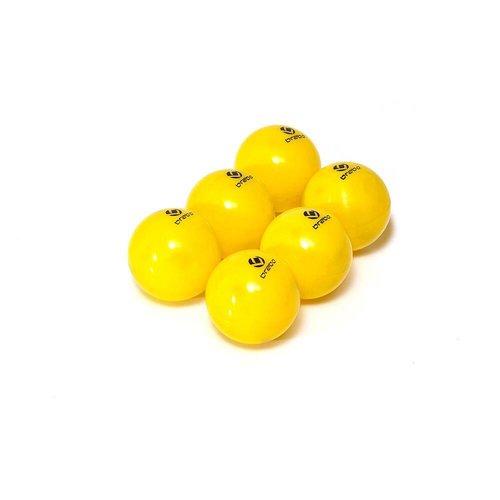 Brabo Hockey Brabo Ballen Street Yellow (per6)