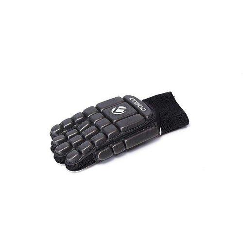 Brabo Hockey Foam handschoenen F3 Full Finger L.H Zwart