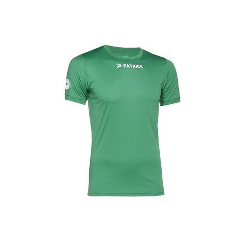 Patrick Patrick Shirt korte mouw - SLIM FIT Groen