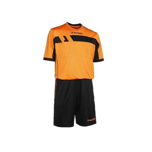 Patrick Patrick scheidsrechter tenue SS Oranje / Zwart