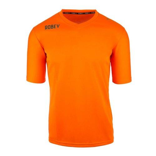 Robey Robey Sportswear Shirt Score Oranje