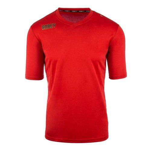 Robey Robey Sportswear Shirt Score Rood