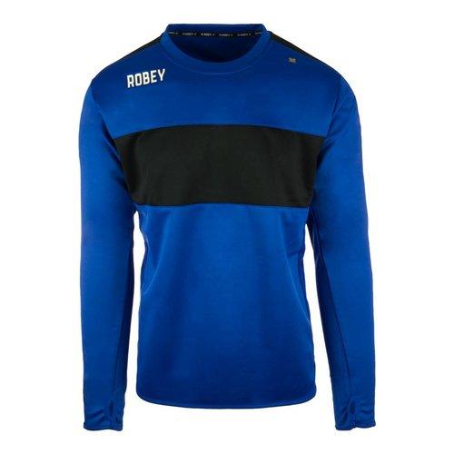 Robey Robey Sportswear Performance Sweater Royal Blue/Zwart