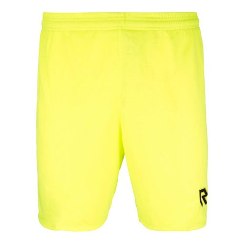 Robey Robey Sportswear Shorts Backpass Neon Geel