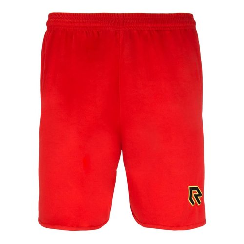 Robey Robey Sportswear Shorts Backpass Rood