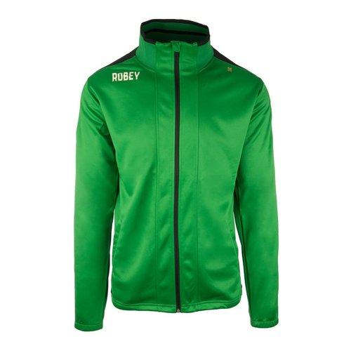 Robey Robey Sportswear Performance Trainingsjas Groen/Zwart
