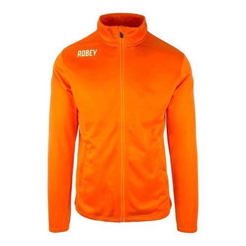 Robey Robey Sportswear Premier Trainingsjas Oranje