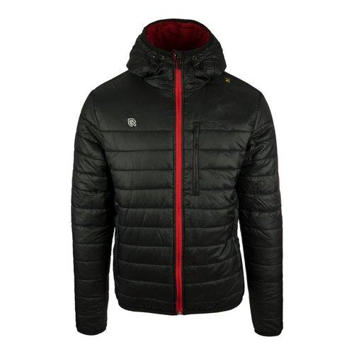 Robey Robey Sportswear Player jas Zwart/Rood