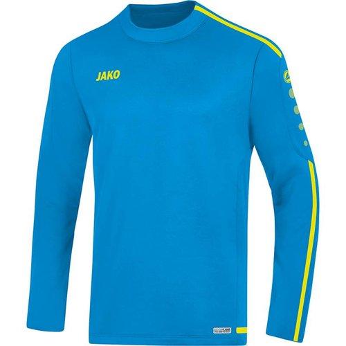 Jako JAKO Sweater Striker 2.0 JAKO blauw/fluogeel