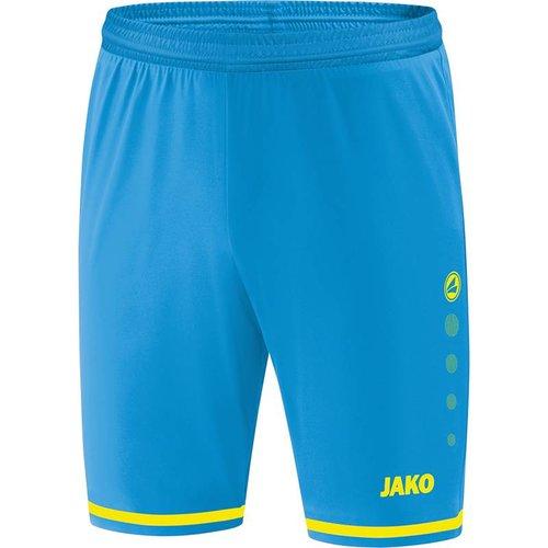 Jako JAKO Short Striker 2.0 JAKO blauw/fluogeel