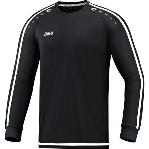 Jako JAKO Shirt Striker 2.0 LM zwart/wit