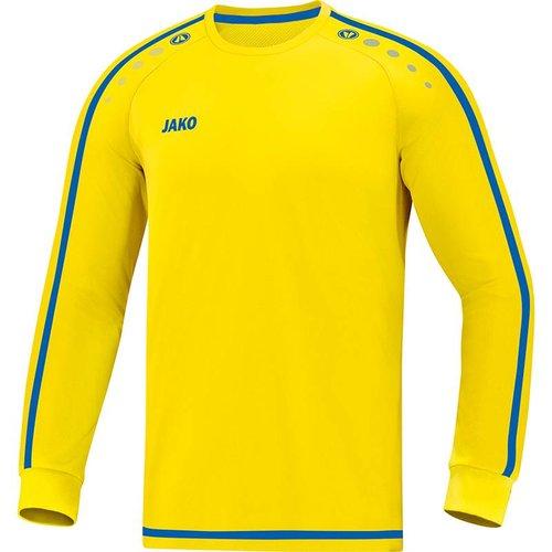 Jako JAKO Shirt Striker 2.0 LM citroen/royal