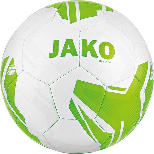 Jako JAKO Lightbal Striker 2.0 MS wit/lime