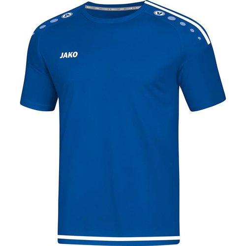 Jako JAKO T-shirt/Shirt Striker 2.0 KM dames royal/wit
