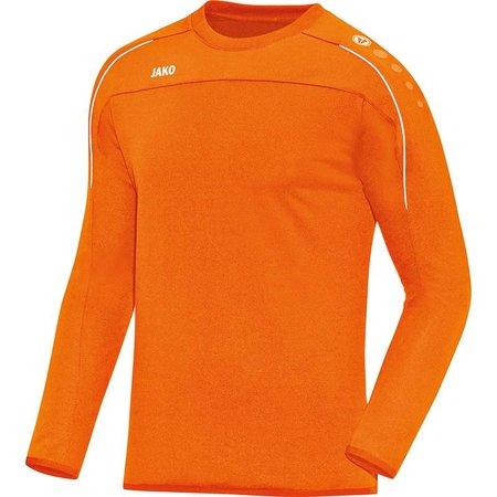 Jako JAKO Sweater Classico fluo oranje