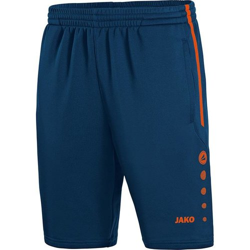 Jako JAKO Trainingsshort Active navy/flame