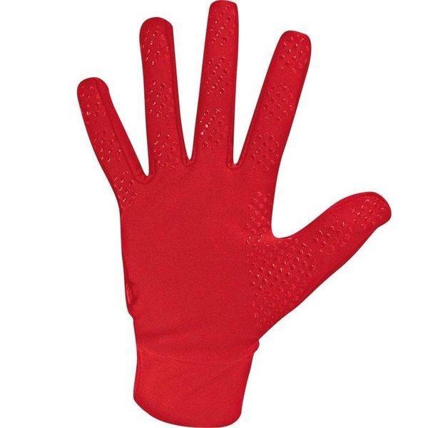 JAKO Spelershandschoenen functioneel rood