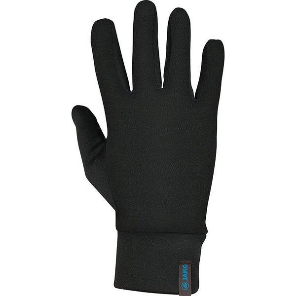 JAKO Spelerhandschoenen functioneel warm zwart