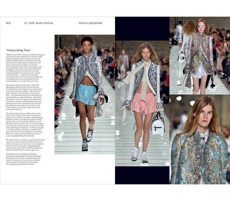Louis Vuitton Catwalk - The Complete Fashion Collections