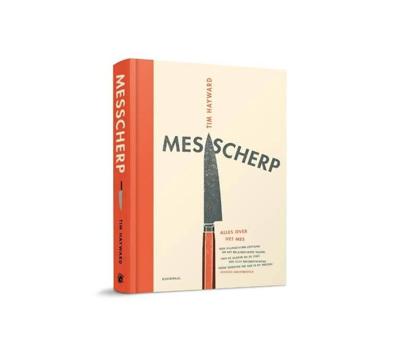 Messcherp - alles over het mes