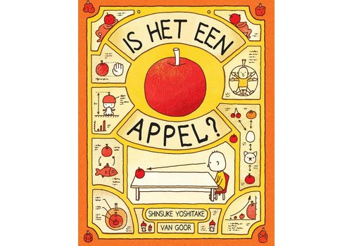 Is het een appel?