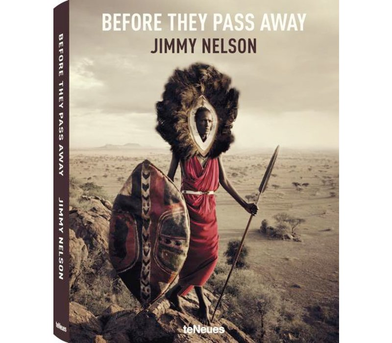 Before They Pass Away - Jimmy Nelson - Signed - XXL