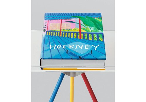 David Hockney. A Bigger Book