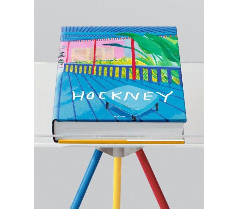 David Hockney - A Bigger Book