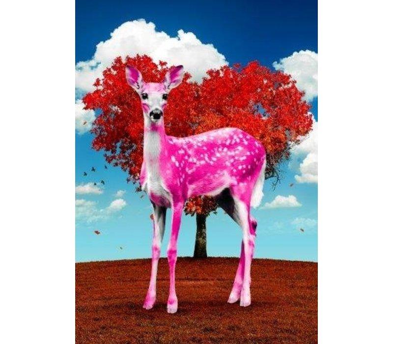 Bambi Pink Valentine